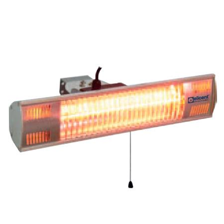 riscaldamento caldo lamp 1500 gold