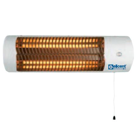 riscaldamento caldo lamp 1500