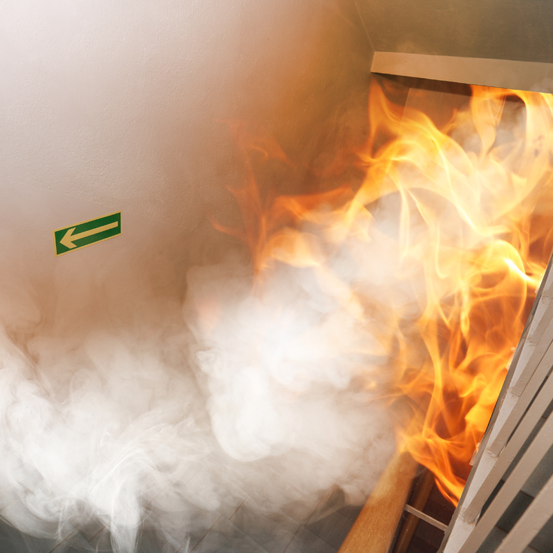 Sistemi di ventilazione antincendio