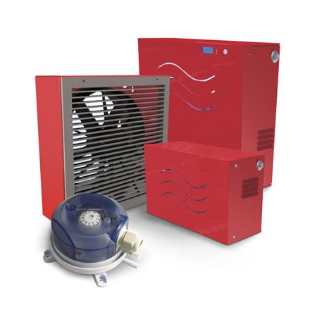 Protezione antincendio svp