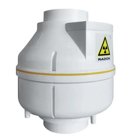 Aspiratori per mitigazione gas RADON